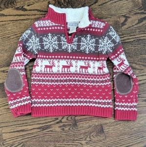 Ministry of Rascals Boys 3T Christmas Sweater